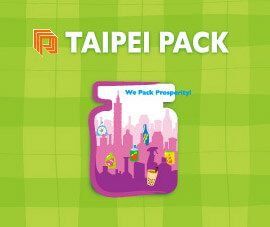 Taipei Pack Fair 2016 in Taiwan