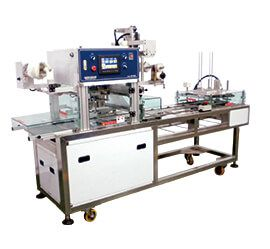 Automatic Vacuum & MAP Sealing Machine-ET-55