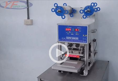 YF SUPER SEALER-ET-69M-Table top Sealing machine(Test Tube)
